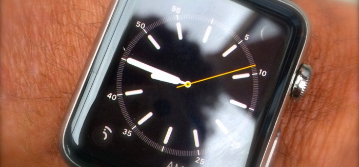 Apple Watch | Ipad voor je pols?